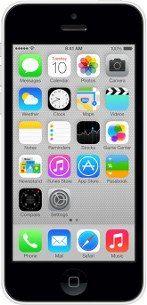 Repair of a broken Apple iPhone 5C Smartphone