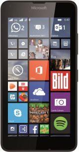 Repair of a broken Microsoft Lumia 640 Smartphone