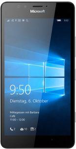 Repair of a broken Microsoft Lumia 950 Smartphone