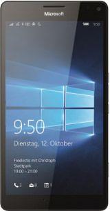Repair of a broken Microsoft Lumia 950 XL Smartphone