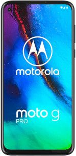Repair of a broken Motorola Moto G Pro Smartphone