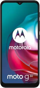 Repair of a broken Motorola Moto G30 Smartphone