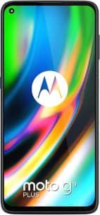 Repair of a broken Motorola Moto G9 Plus Smartphone
