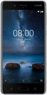 Repair of a broken Nokia 8 (2017) Smartphone