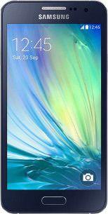 Repair of a broken Samsung Galaxy A3 Smartphone