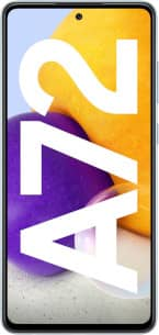 Repair of a broken Samsung Galaxy A72 Smartphone