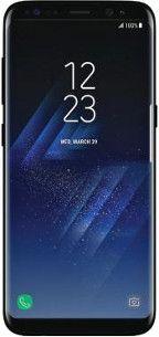 Repair of a broken Samsung Galaxy S8 Smartphone