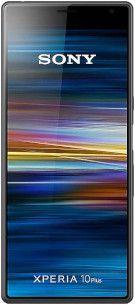 Repair of a broken Sony Xperia 10 Plus Smartphone