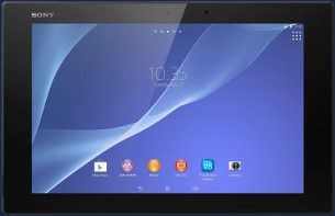 Repair of a broken Sony Xperia Z2 Tablet Tablet